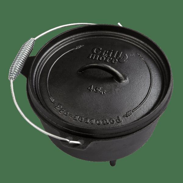 Dutch Oven | Feuertopf, 4 Liter