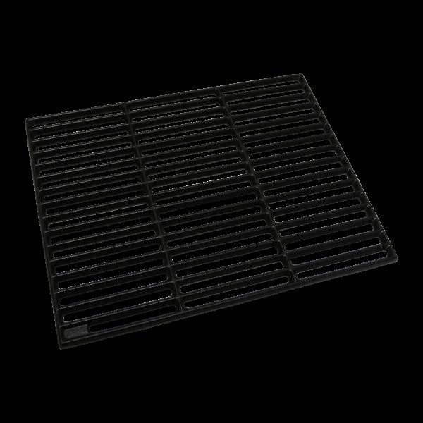 Grillrost - Gusseisen   emailliert,  30 x 45 cm