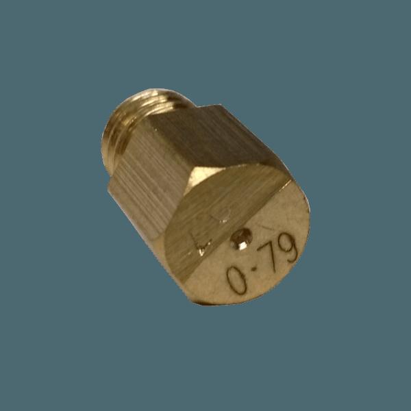79er Gasdüse/Injector für Seitenbrenner,...