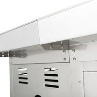 Vorschau: 1000017432-mayer-barbecue-wandanschlussprofil-abstandhalter-kuechenmodule-96cm-breite-i03