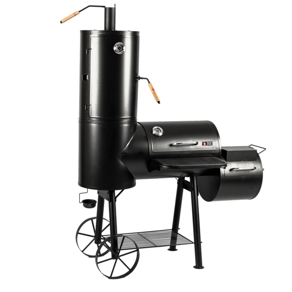smoker bei grill more kaufen smoker grill grill more. Black Bedroom Furniture Sets. Home Design Ideas