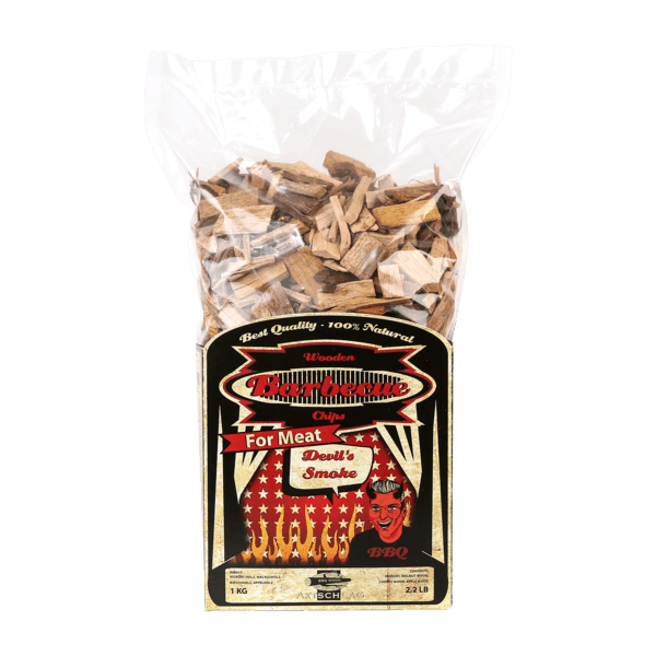 Räucherspäne | Räucherchips Devil's Smoke Mix 1 kg