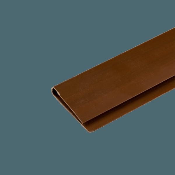 PVC Abdeckprofil für Sichtschutzmatten