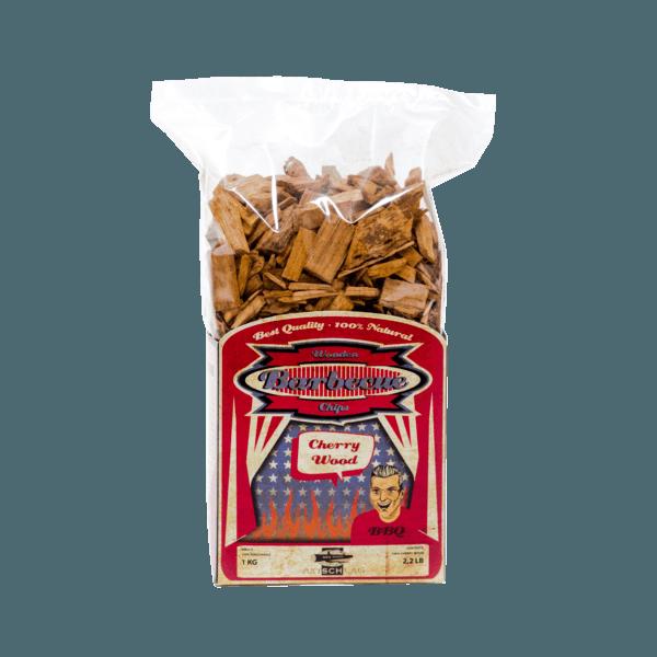 Räucherspäne | Räucherchips Kirsche - Cherry 1 kg
