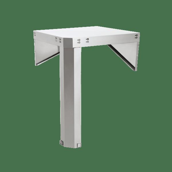 Edelstahl-Erweiterungsmodul Eckverbinder