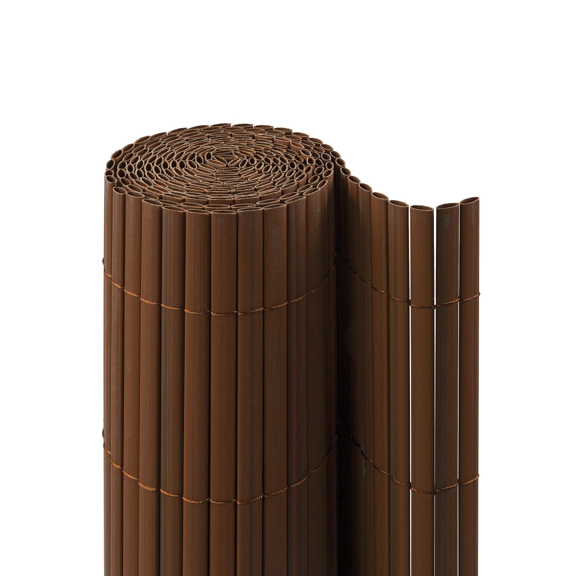 transparent 50 Kabelbinder jarolift PVC Sichtschutzzaun grau inkl Sichtschutz-Matte 80 x 300cm