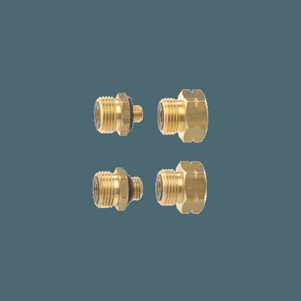 Gasflaschenadapter | Euro-Set