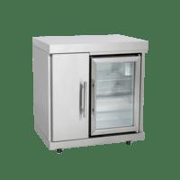 Vorschau: 1000016571-mayer-barbecue-edelstahl-erweiterungsmodul-tuer-kuehlschrank-i01