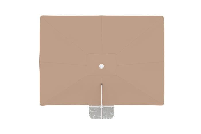 ampelschirm-i2-rechteckig-creme
