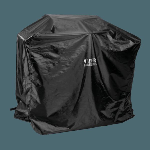 Grillabdeckung | Grill Abdeckhaube, schwarz,...