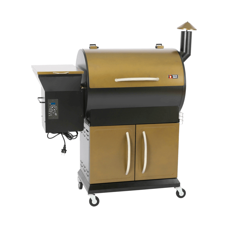 RAUCHA Pellet-Smoker MPS-300 Pro