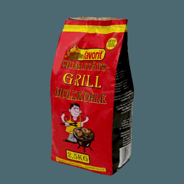 Grill-Holzkohle 2,5kg