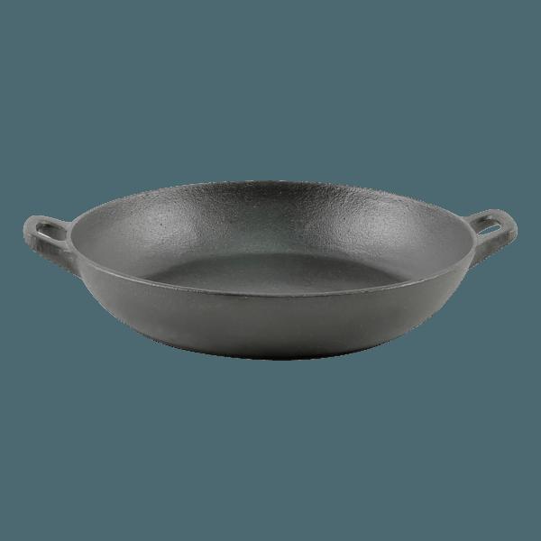 Gusseisenpfanne – Feuerpfanne | Ø 30,5 cm