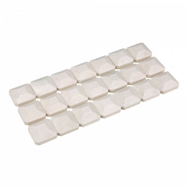 Ersatzsteine für Keramik Hitzeschild kompletter...