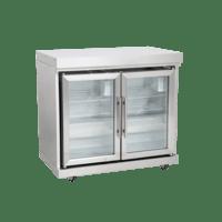 Vorschau: 1000016572-mayer-barbecue-edelstahl-erweiterungsmodul-doppelkuelschrank-i01